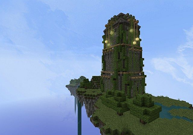 House Of Witch Minecraft Build