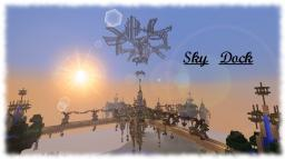 Sky Dock (Sandstone spawn 2) Minecraft Map & Project