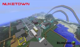 Nuketown Minecraft Map & Project