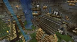 Cave Farm Minecraft Project