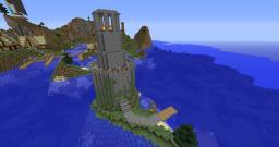 Pokotan Server Buildings Minecraft Map & Project