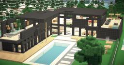 Oraclia Modern House 10 Minecraft Map & Project