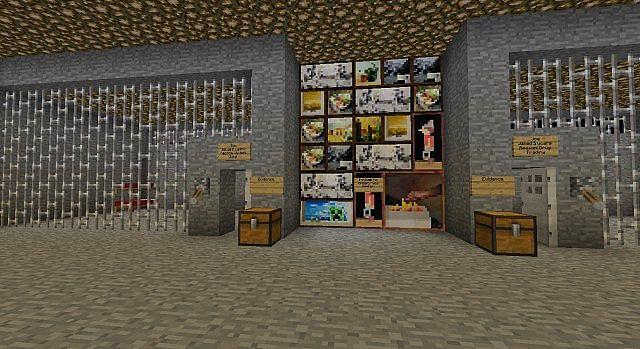 Prison Escape 2 0 Smart Moving Required Minecraft Project