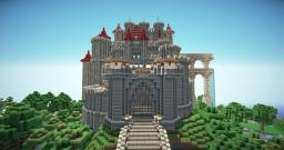 Trigubas Stronghold Minecraft Map & Project