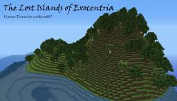 The Lost Islands of Exocentria Minecraft