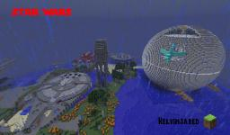 Star Wars Minecraft Map & Project