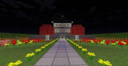 Big house with gardens Minecraft Map & Project