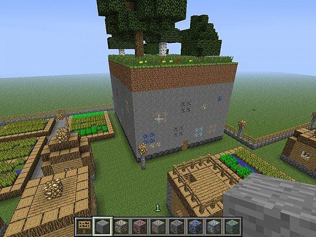 minecraft chunk
