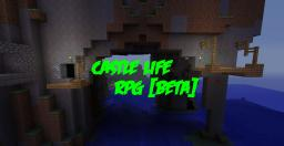 CASTLE LIFE RPG BETA WHAT DO YOU WANNA SEE IN IT NEXT? Minecraft Map & Project
