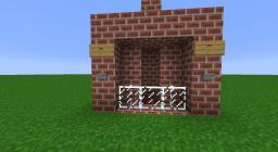 Wgk98s Redstone Fireplace Minecraft Map & Project