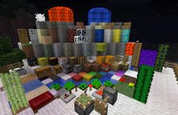 Hd default Minecraft Texture Pack
