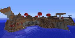 Mushroom Biome with Mine Shaft SEED Minecraft Blog Post