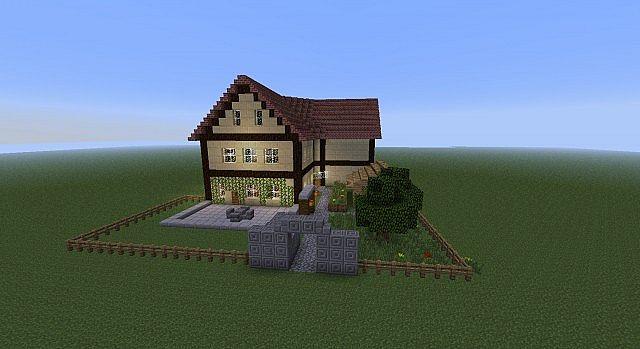 minecraft gebäude nachbauen