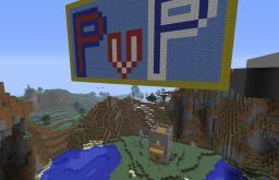 Minecraft Wars - PVP Minecraft Map & Project