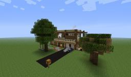 Creative Node Modern build Application Minecraft Map & Project