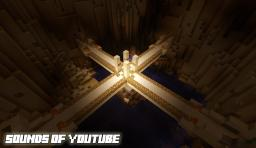 Sounds of Youtube - Complete the monument map Minecraft Map & Project