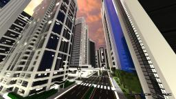 UCP - Unlimited City Project (preview) Minecraft Map & Project