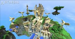 Antarias Minecraft Map & Project