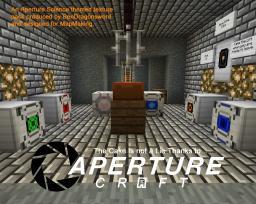 Portal - ApertureCraft