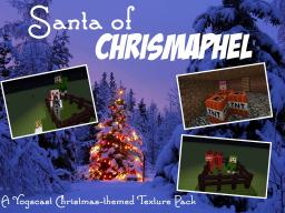 Santa of Chrismaphel! (NOW A RESOURCE PACK :D) Minecraft Texture Pack