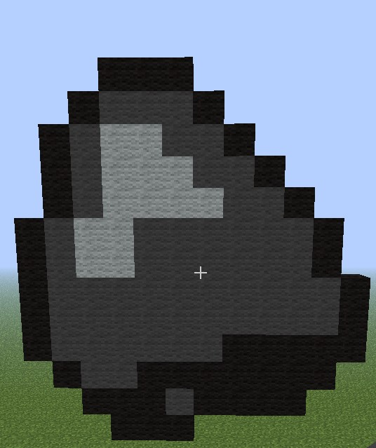 coal minecraft project