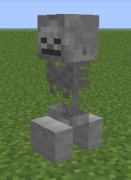 Skeleton Mobs Minecraft Texture Pack