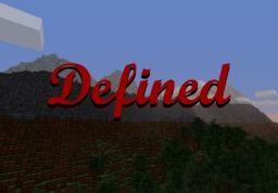 Default Defined V 0.6 Minecraft Texture Pack