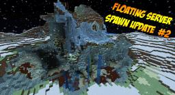 Floating server spawn Minecraft Map & Project