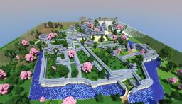 Himeji-jo Creative map save Minecraft Map & Project