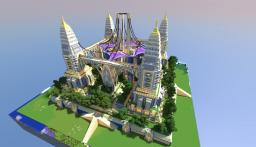 Hanging Garden of Babylon (Matt's version 1.2.3) {Angel Block Society Application} Minecraft Map & Project