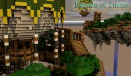 Flying Island of Ithaco Minecraft Map & Project