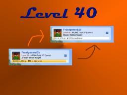 Level 40?! Minecraft Blog