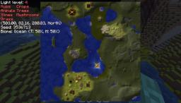 Snaker Survival Map Minecraft Map & Project