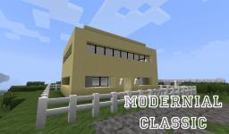 Modernial Classic Minecraft Texture Pack