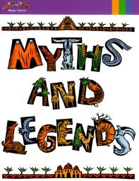 Myths and Legends [Lolisher95's Blog Contest Entry] Minecraft Blog