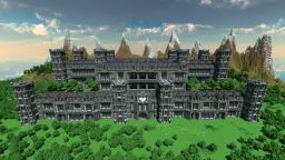 Belcourt Manor Minecraft Map & Project