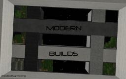 Modern Home! Minecraft Map & Project