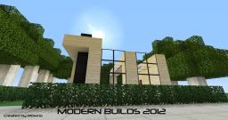 Modern build! Minecraft Map & Project