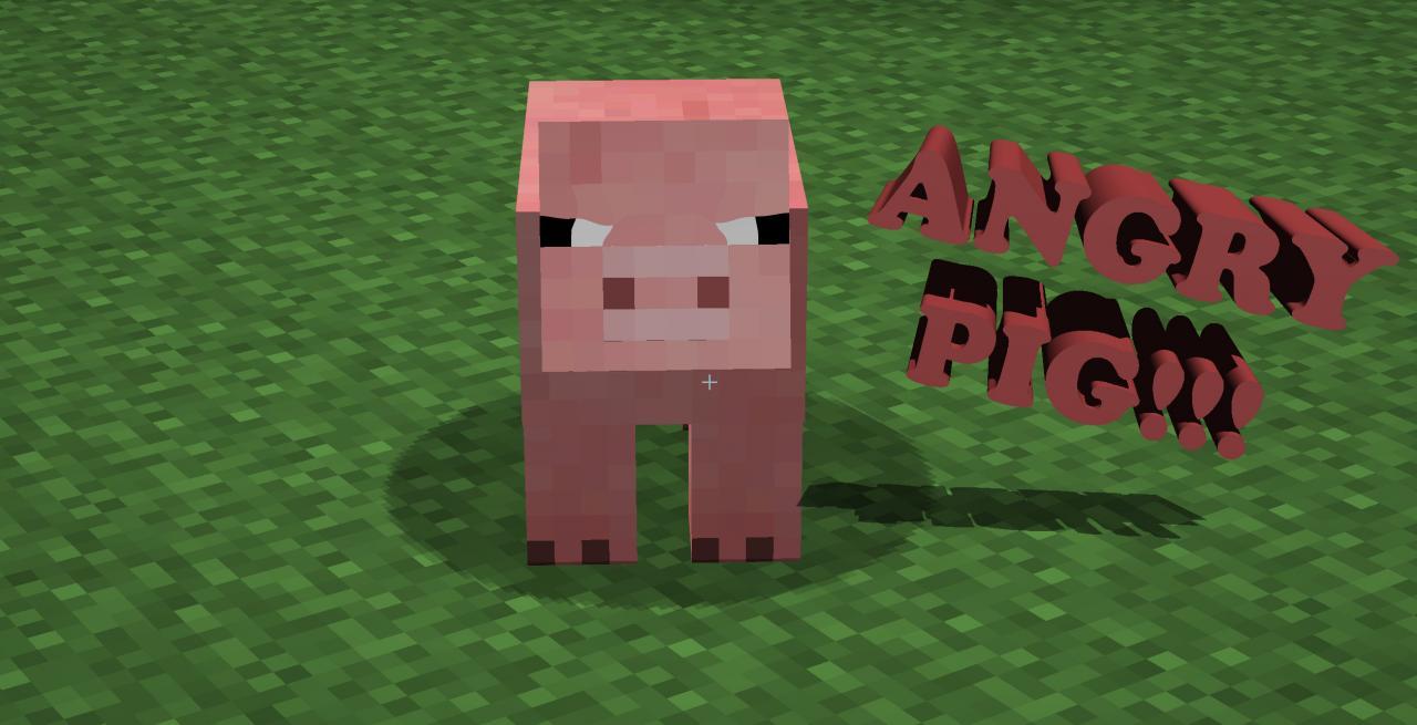 minecraft pig Pictures, Images & Photos | Photobucket