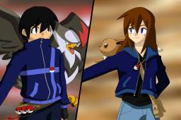 Pokemon OC (SquishyZaUltra's drawing contest) Minecraft Blog Post
