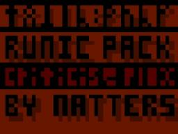 Runic Pack [ALPHA VERSION] [MC 1.2.3] Minecraft Texture Pack