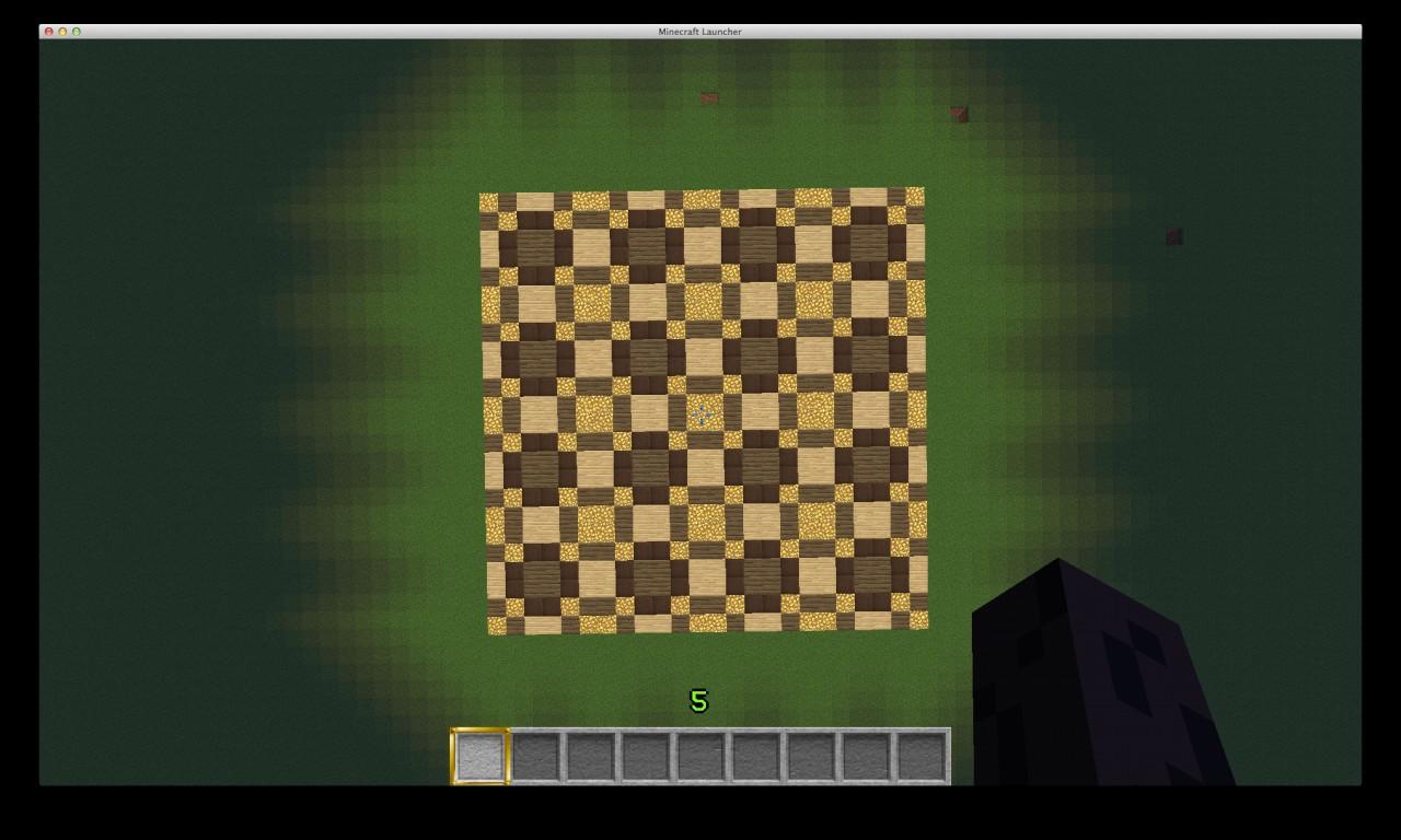 Minecraft Floor Designs