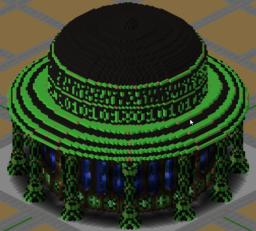 Matrix Zion Senat Minecraft Project