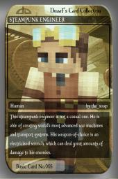 Minecraft Collectible Cards!! - Starter Kit Available Minecraft Blog