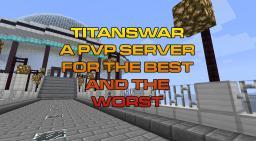 TITANS WAR Minecraft Server