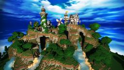 Landscaping Attempt Minecraft
