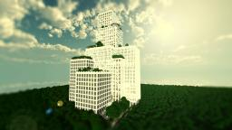 The Ceranese Hotel - Minecraft's Largest Hotel