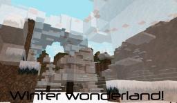 Winter WonderLand Minecraft Map & Project