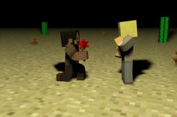 This love is beautiful Minecraft Blog Post