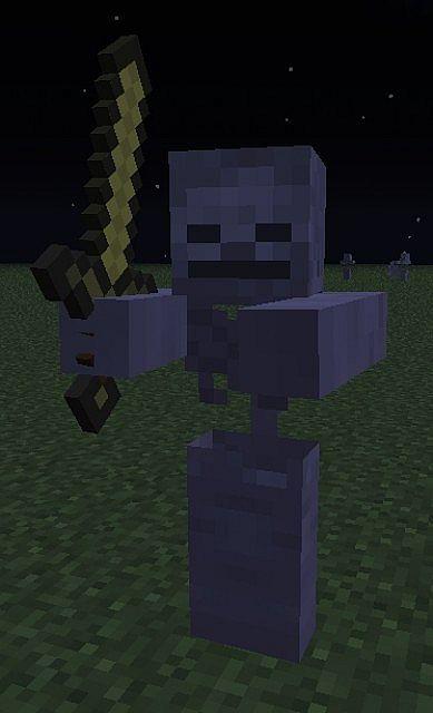 Skeleton Mobs Minecraf...
